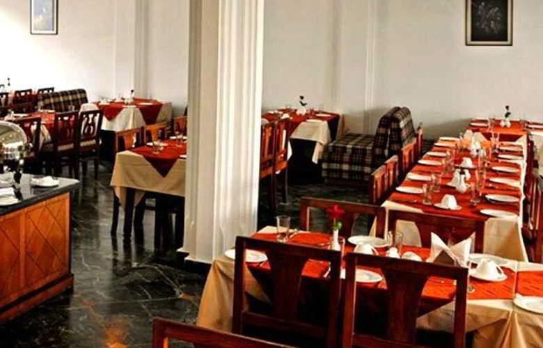 Udai Vilas Palace Bharatpur - Restaurant - 7