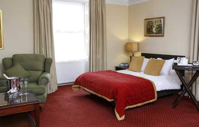 Best Western Henbury Lodge Hotel - Hotel - 29