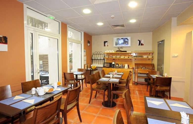 Kyriad Palais Des Papes - Restaurant - 3