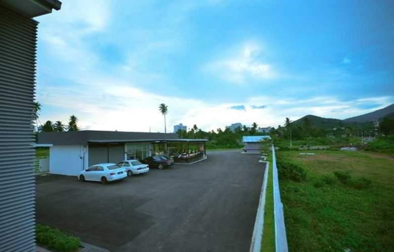 Riverra Inn Langkawi - Terrace - 16
