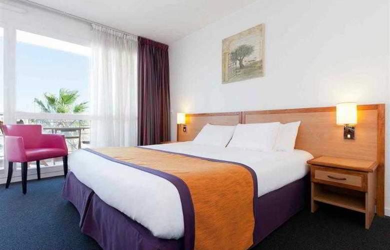Mercure Thalassa Port Fréjus - Hotel - 33