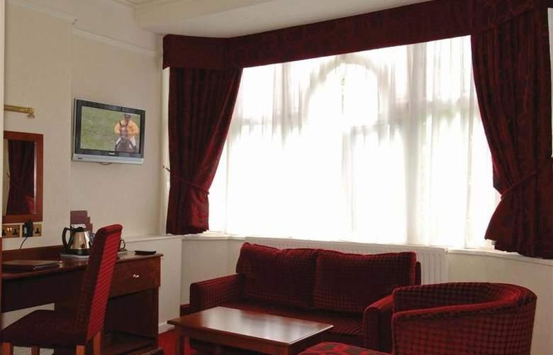 Hallmark Inn Chester - Room - 5