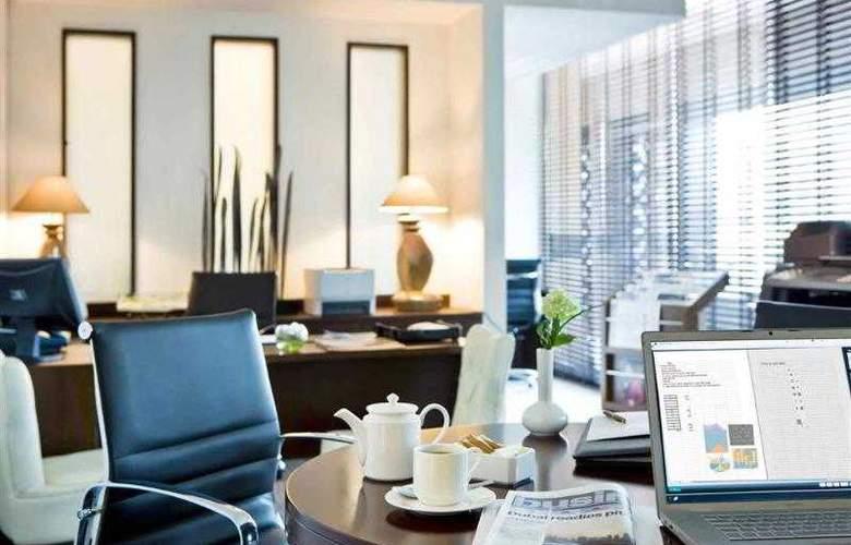 Mercure Gold Al Mina Road Dubai - Hotel - 32