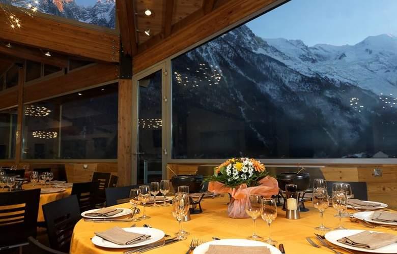 Alpina Eclectic - Restaurant - 3