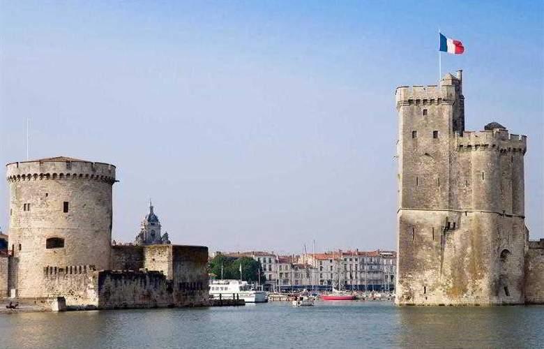 Novotel La Rochelle Centre - Hotel - 8