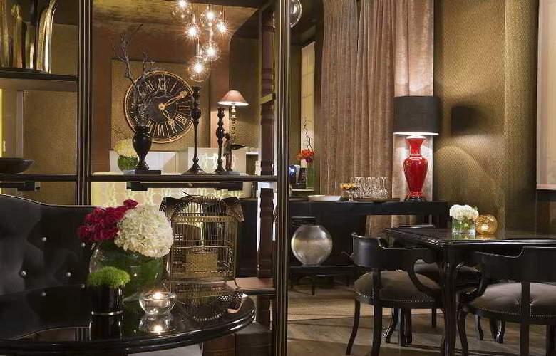Gabriel Paris Marais - Restaurant - 5
