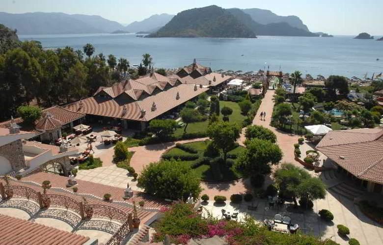 Marti Resort Hotel - Hotel - 7
