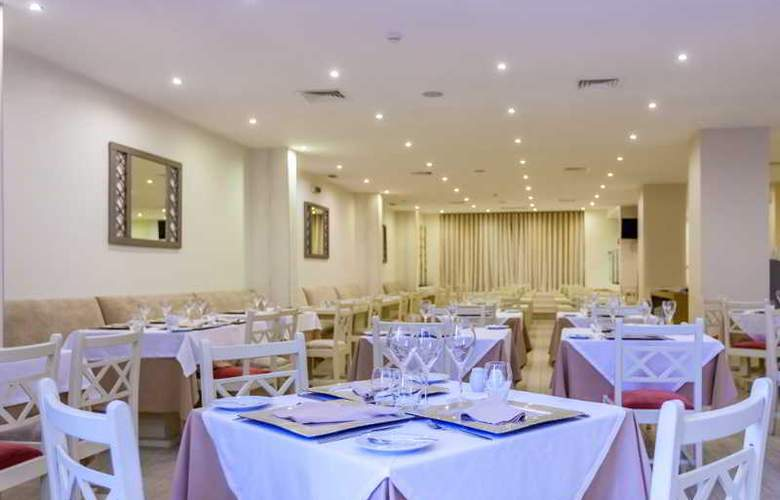 Santa Eulália Hotel Apartamento & Spa - Restaurant - 18