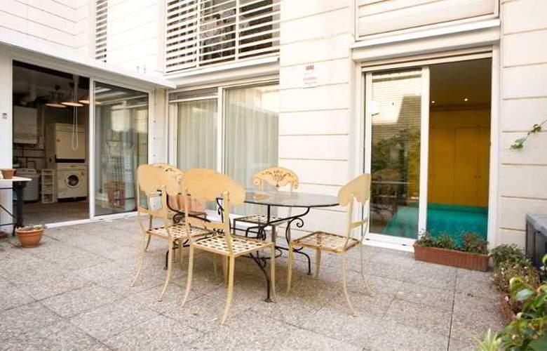 Rent Top Apartments Diagonal Mar - Terrace - 49