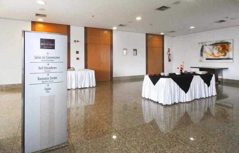 Mercure Brasilia Lider - Hotel - 21