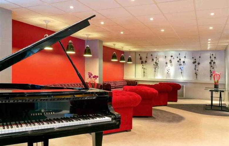 Mercure Bordeaux Le Lac - Hotel - 4