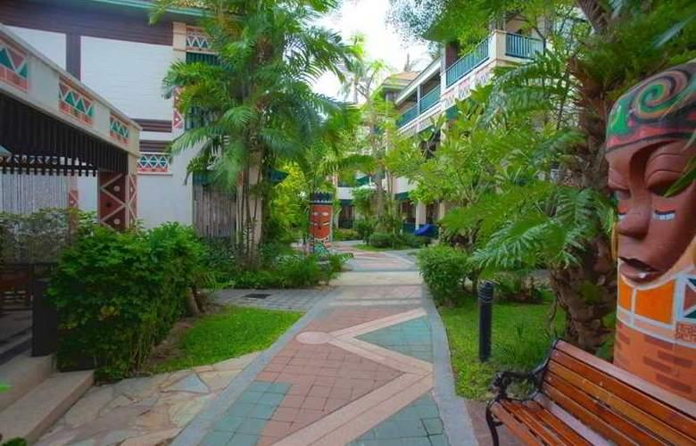 Chaba Cabana Beach Resort - Hotel - 1