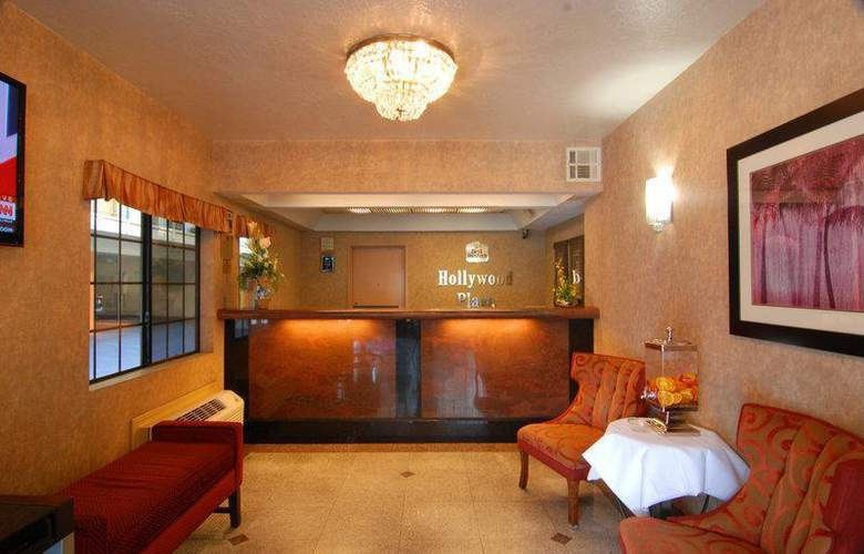 Best Western Hollywood Plaza Inn - General - 37
