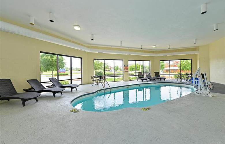 Best Western Indianapolis South - Pool - 45