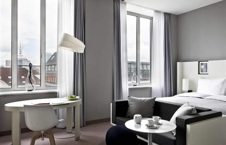 Sofitel Hamburg Alter Wall - Room - 63