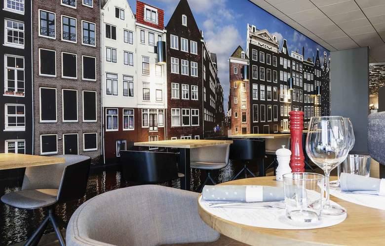 Mercure Amsterdam City - Restaurant - 22