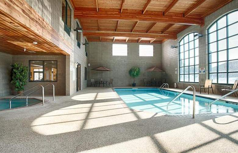 Best Western Plus Coon Rapids North Metro Hotel - Pool - 64