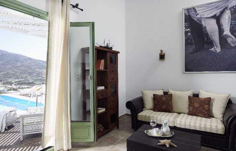Levantes Ios Boutique Hotel - Room - 13