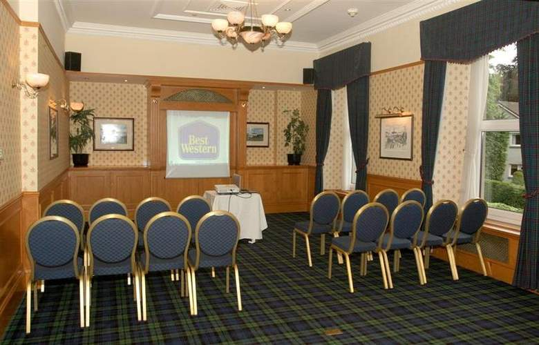 Best Western Invercarse - Conference - 116
