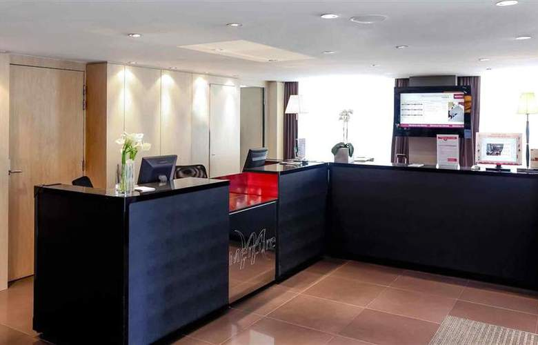 Mercure Plaza Republique - Hotel - 35