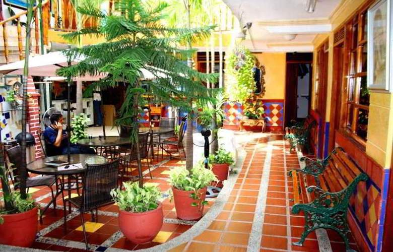 La Casona B and B - Terrace - 3