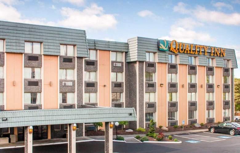 Quality Inn Tigard - Portland Southwest - Hotel - 0