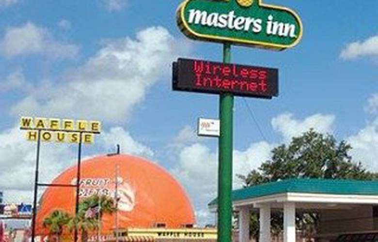 Masters Inn Hotel Kissimmee - General - 1