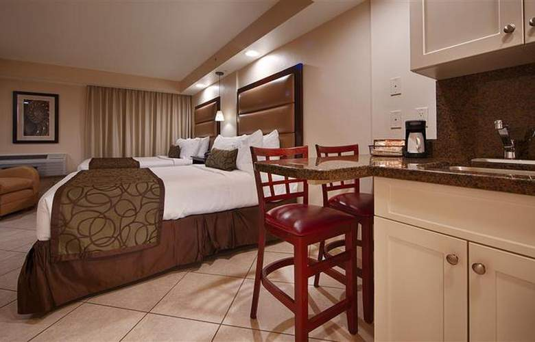 Best Western Plus Beach Resort - Room - 227