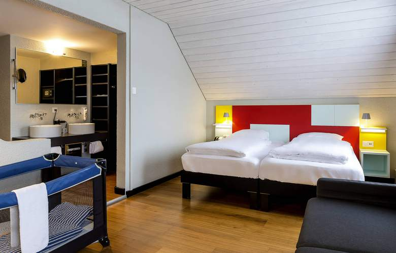 Ibis Styles Bern City - Room - 8