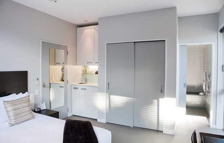 Pounamu Apartments - Room - 3