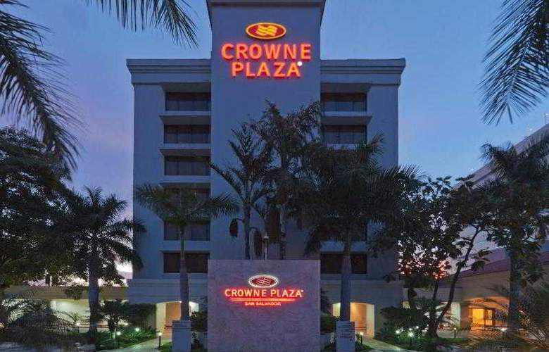Crowne Plaza San Salvador - Hotel - 16