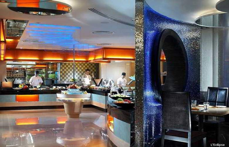 The Langham Hong Kong - Restaurant - 3