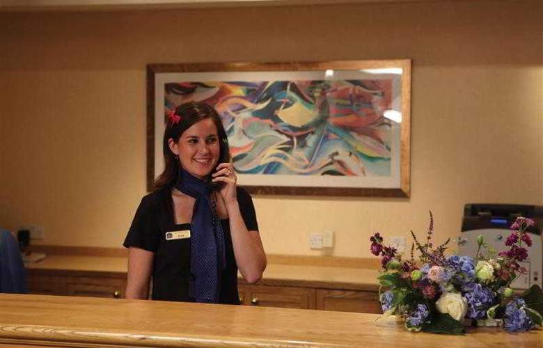 Best Western Tiverton - Hotel - 76