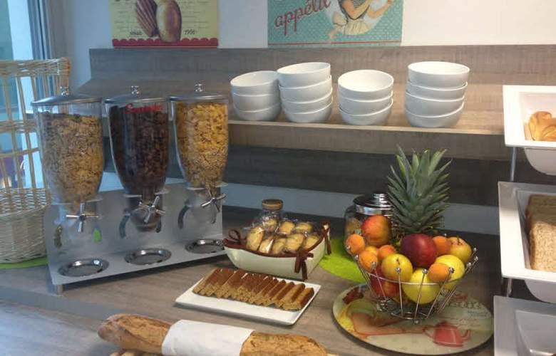 Appart'City Annemasse Centre Pays de Genève - Meals - 2