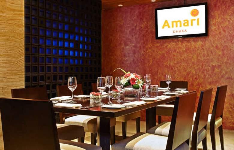 Amari Dhaka - Restaurant - 15