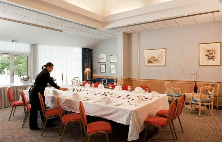 Mercure Royal Fontainebleau - Conference - 41