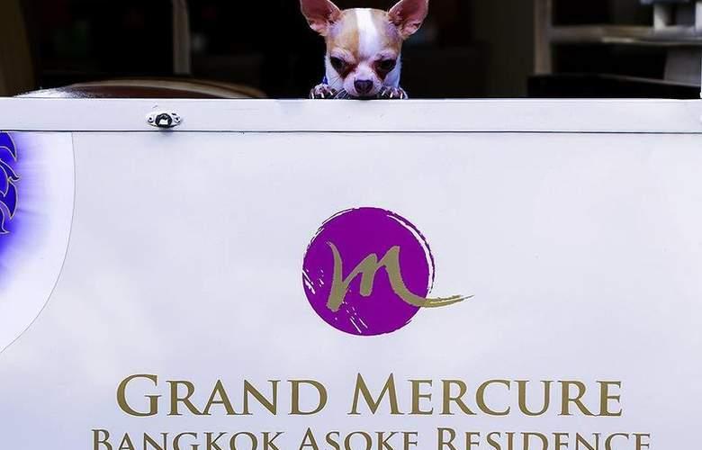 Grand Mercure Bangkok Asoke Residence - Hotel - 31