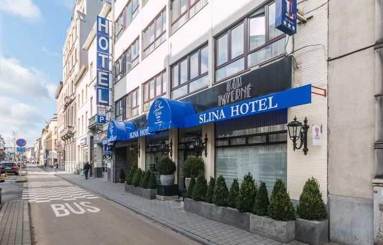 Slina Hotel Brussels - Hotel - 1