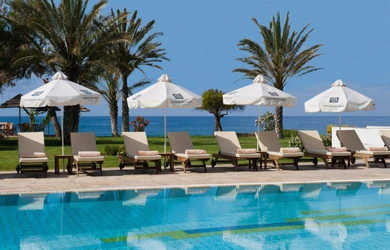 Constantinou Bros Athena Royal Beach Hotel - Pool - 5