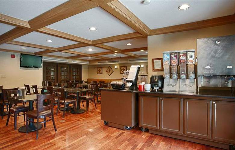 Best Western Meridian Inn & Suites, Anaheim-Orange - Restaurant - 39