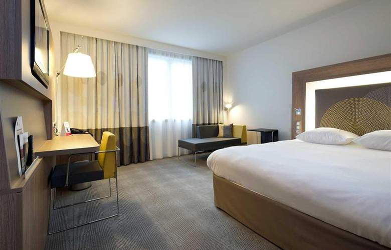 Novotel Brussels City Centre - Room - 2