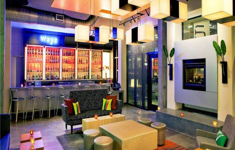 Aloft Atlanta Downtown - Bar - 5