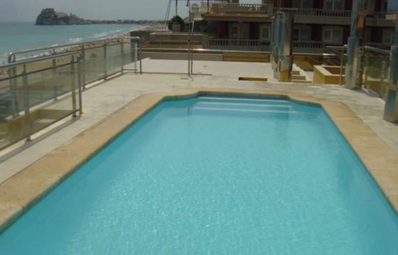 Apartamentos Moli De Vent Habitat Costa - Pool - 1