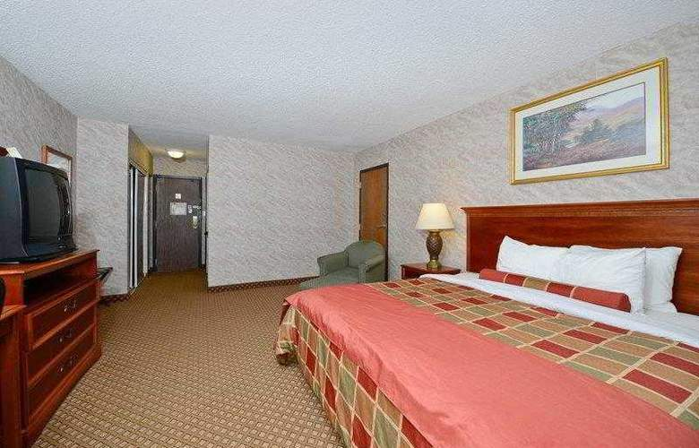 BEST WESTERN Hospitality Hotel - Hotel - 4