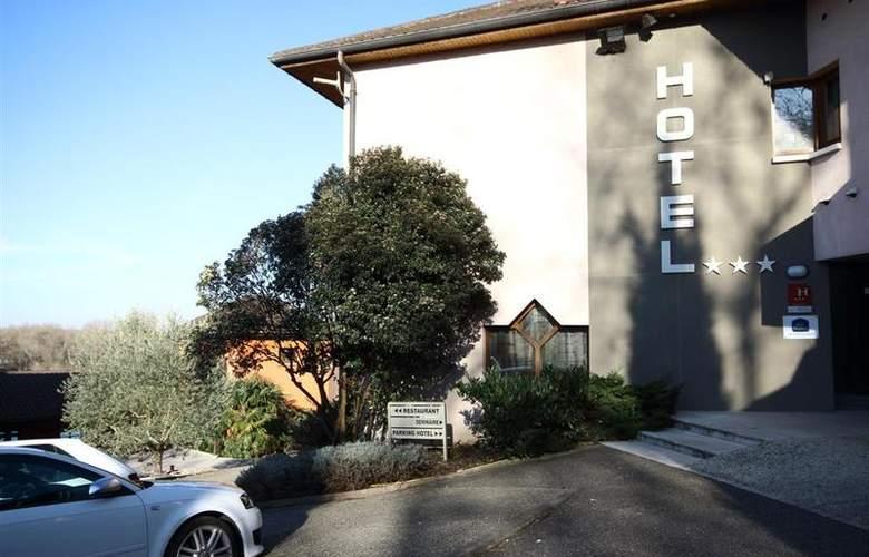 Auberge de Jons - Hotel - 47