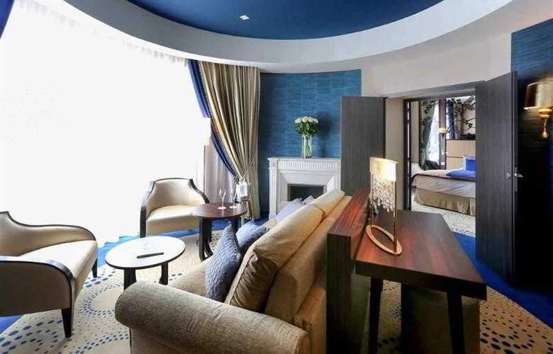 Le Regina Biarritz Hotel & Spa - Hotel - 8