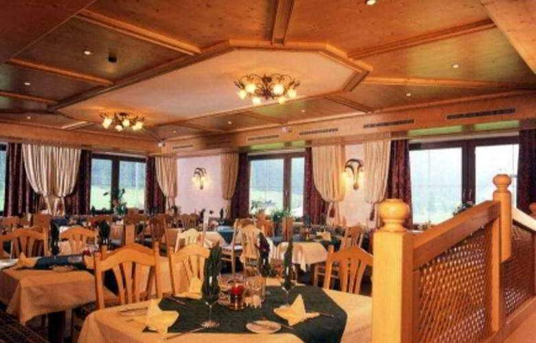 Alpinhotel Berghaus - Restaurant - 6
