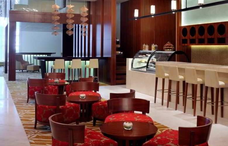 Dubai Marriott Hotel Al Jaddaf - Restaurant - 13