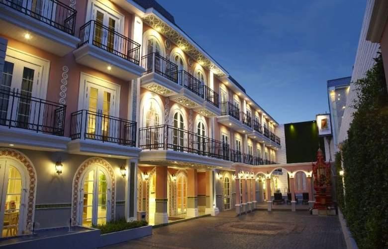 Salil Hotel Sukhumvit Soi Thonglor1 - Hotel - 12