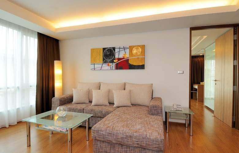 Golden Pearl Residences - Room - 6